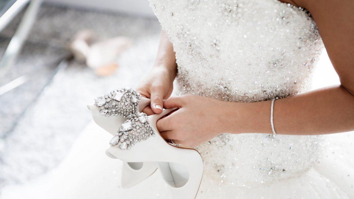 Schuhe zur Hochzeit